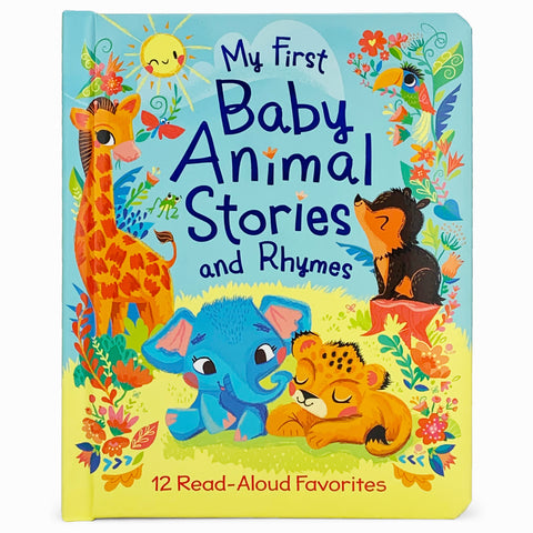 My First Baby Animals Stories and Rhymes - Cottage Door Press