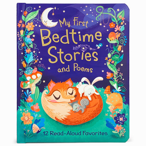 My First Bedtime Stories and Poems - Cottage Door Press