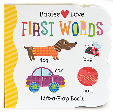 First Words - Cottage Door Press