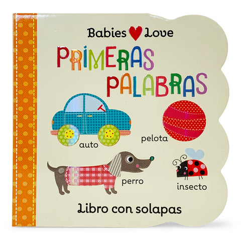 Primeras Palabras (en español) - Cottage Door Press