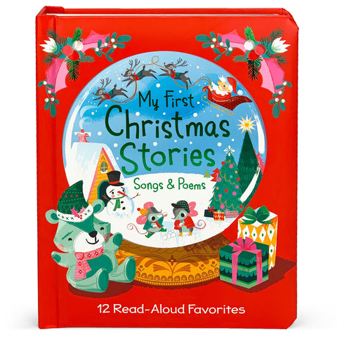 My First Christmas Stories Songs & Poems