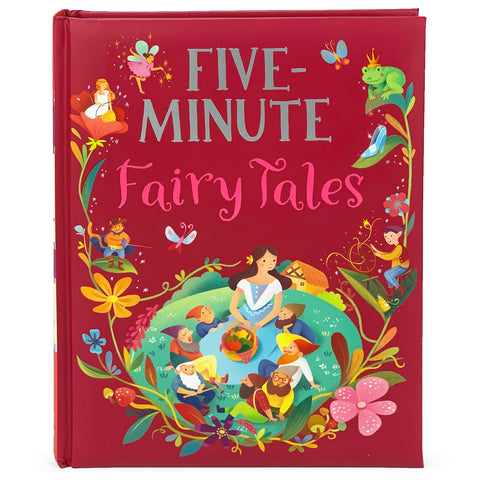 Five-Minute Fairy Tales