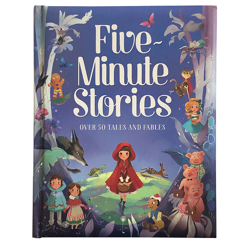 Five Minute Stories - Cottage Door Press