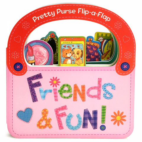 Friends & Fun - Cottage Door Press