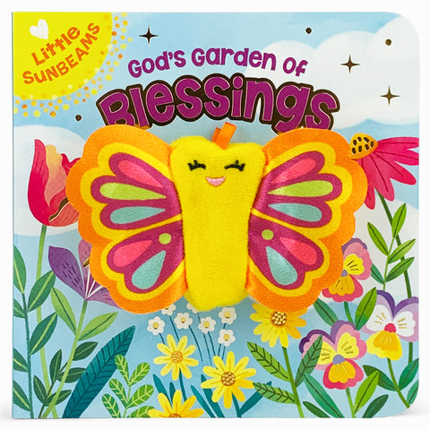 God's Garden of Blessings - Cottage Door Press