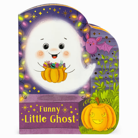 Funny Little Ghost - Cottage Door Press