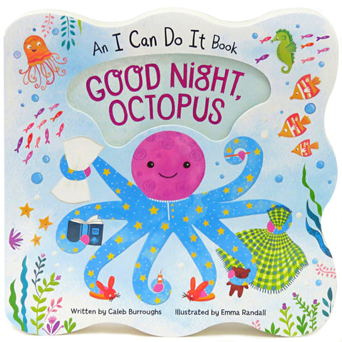Good Night, Octopus - Cottage Door Press, LLC - 1