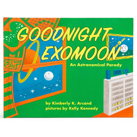 Smithsonian Kids: Goodnight Exomoon