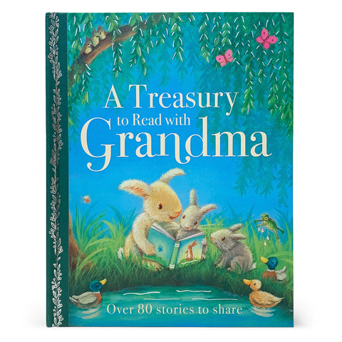 A Treasury to Read with Grandma - Cottage Door Press