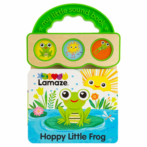 Hoppy Little Frog - Cottage Door Press