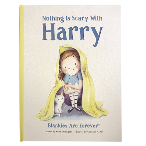 Nothing Is Scary With Harry - Cottage Door Press