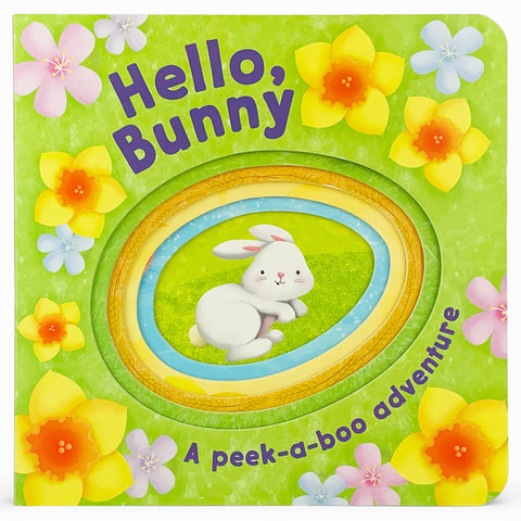 Hello, Bunny - Cottage Door Press
