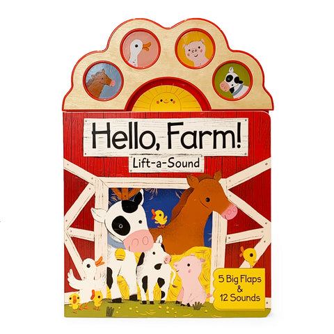 Hello, Farm! - Cottage Door Press