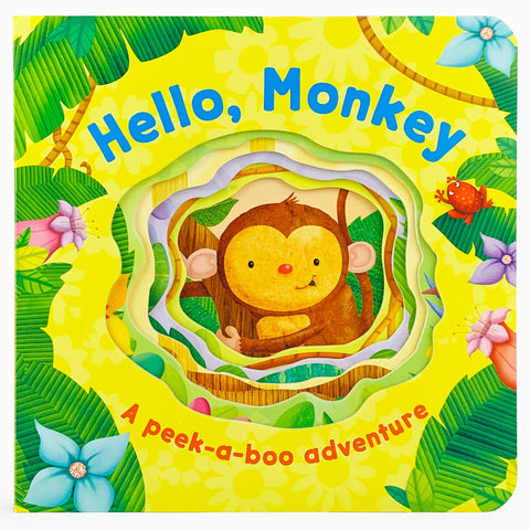 Hello, Monkey - Cottage Door Press