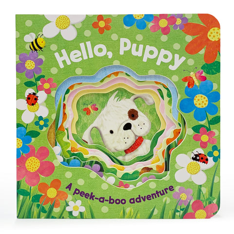 Hello Puppy - Cottage Door Press