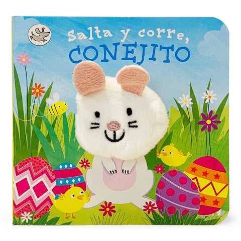 Hippity, Hoppity, Little Bunny (en español) - Cottage Door Press