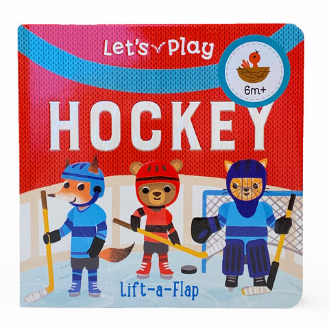 Let's Play Hockey - Cottage Door Press