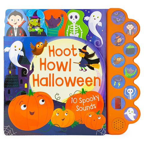 Hoot Howl Halloween - Cottage Door Press