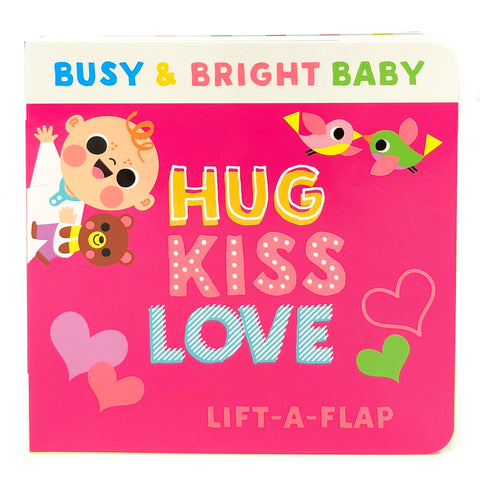 Hug Kiss Love - Cottage Door Press