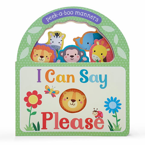 I Can Say Please - Cottage Door Press
