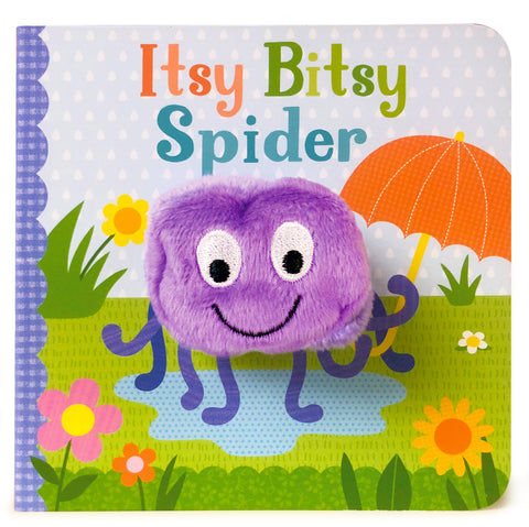 Itsy Bitsy Spider - Cottage Door Press