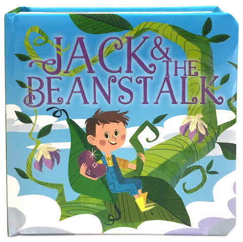 Jack & The Beanstalk - Cottage Door Press, LLC - 1