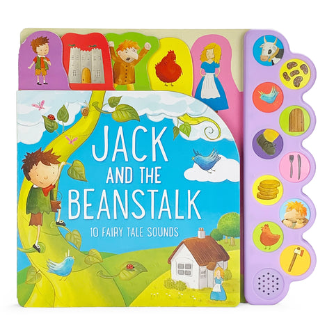 Jack and the Beanstalk - Cottage Door Press