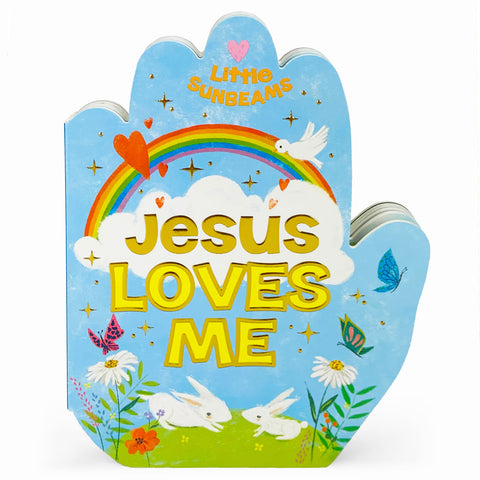 Jesus Loves Me - Cottage Door Press