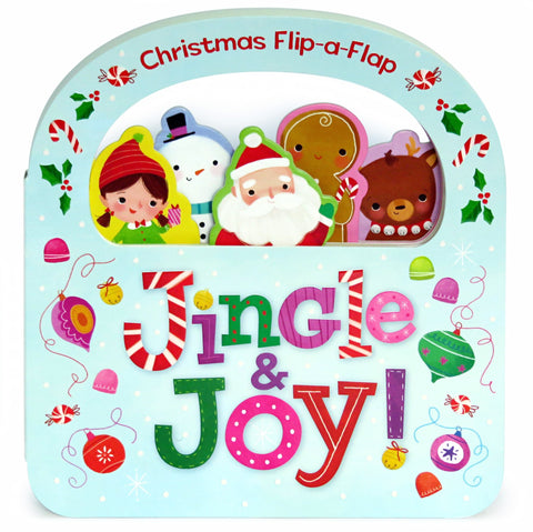 Jingle & Joy - Cottage Door Press, LLC - 1