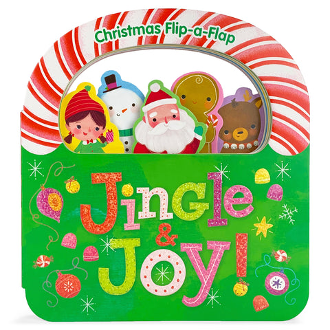 Jingle & Joy - 2019 Cover - Cottage Door Press