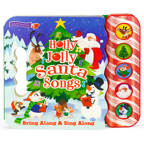 Holly Jolly Santa Songs