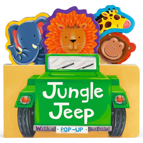 Jungle Jeep