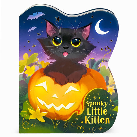 Spooky Little Kitten - Cottage Door Press