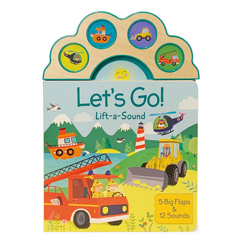 Let's Go! - Cottage Door Press