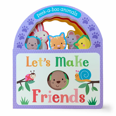 Let's Make Friends - Cottage Door Press