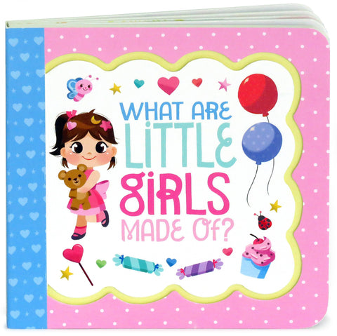 What Are Little Girls Made Of? - Cottage Door Press