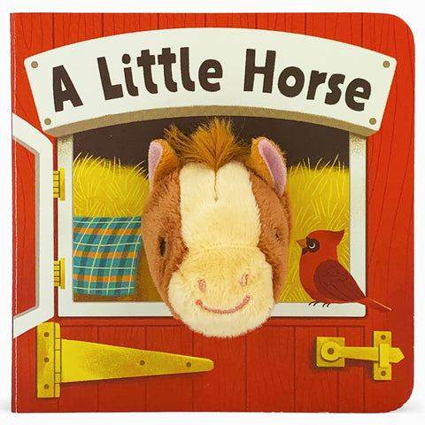 A Little Horse - Cottage Door Press