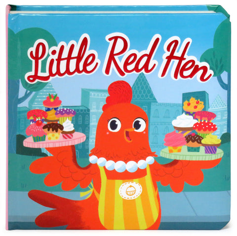 Little Red Hen - Cottage Door Press, LLC - 1