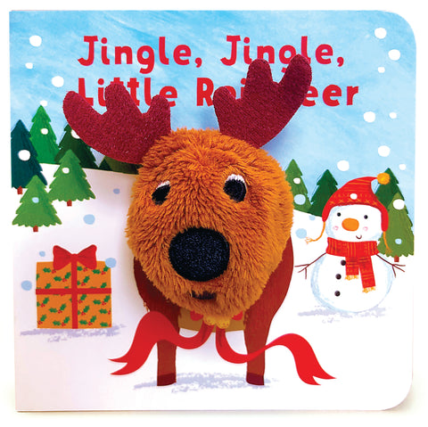 Jingle, Jingle, Little Reindeer - Cottage Door Press