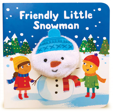 Friendly Little Snowman - Cottage Door Press