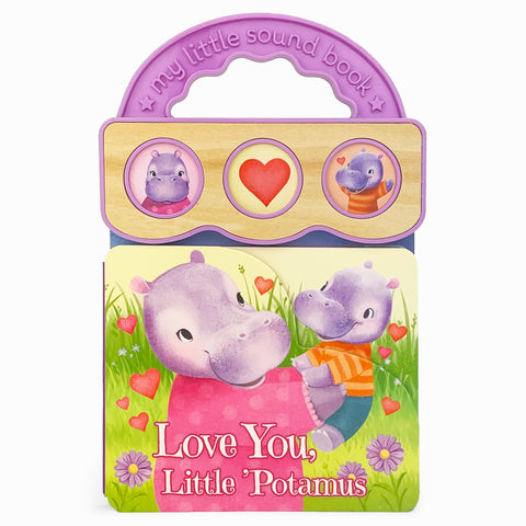 Love You, Little 'Potamus - Cottage Door Press