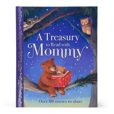 A Treasury to Read with Mommy - Cottage Door Press