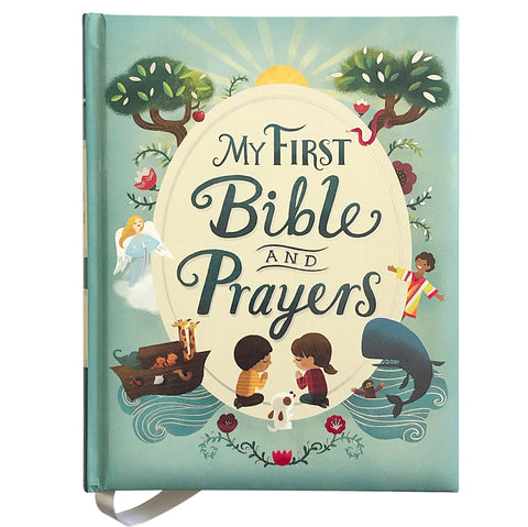 My First Bible and Prayers - Cottage Door Press