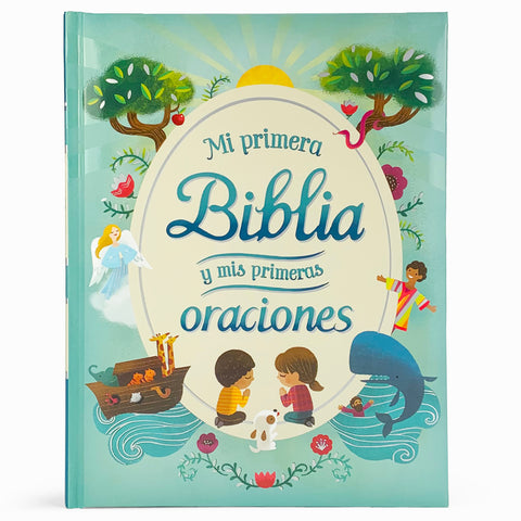 Mi Primera Biblia y Mis Primeras Oraciones (en español) - Cottage Door Press