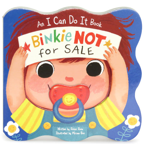 Binkie NOT for Sale - Cottage Door Press