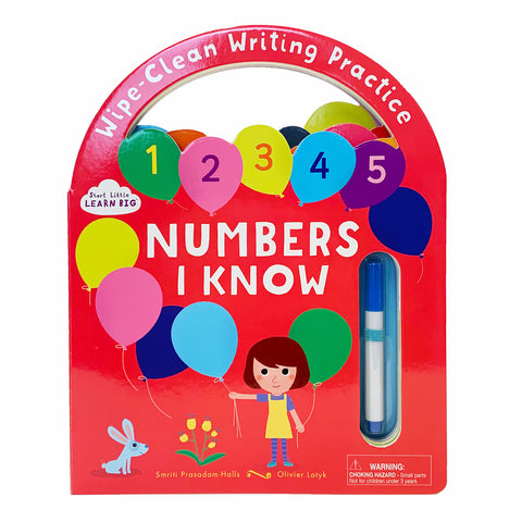 Numbers I Know - Cottage Door Press