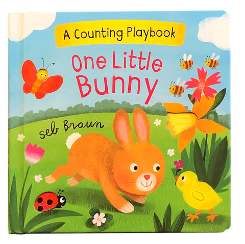 One Little Bunny - Cottage Door Press
