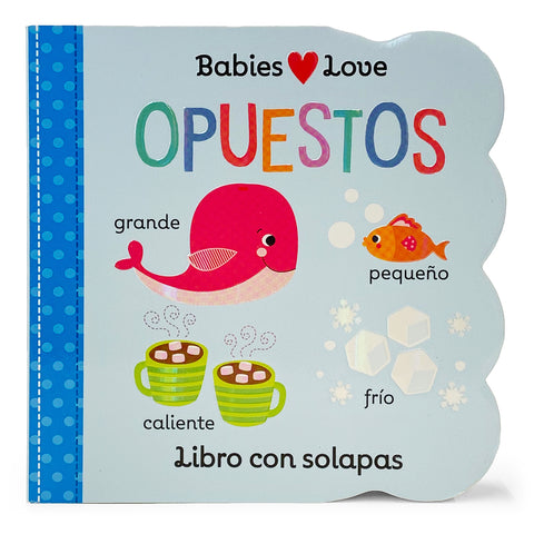 Opuestos (en español) - Cottage Door Press