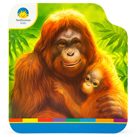 Smithsonian Kids: Orangutan and Baby