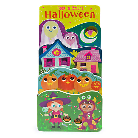 Peek-a-Bright Halloween - Cottage Door Press